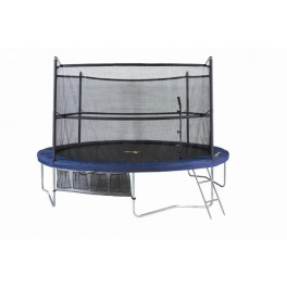 JumpPOD DELUXE incl. safetynet Rond 370CM (Gratis Bezorgd)
